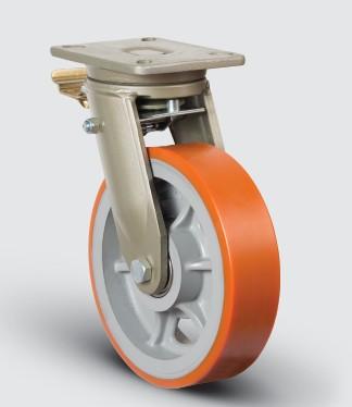 גלגל פוליאוריטן יציקת ברזל